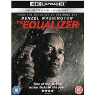 The Equalizer [4K Ultra HD] [Blu-ray] [2014] [Region Free]